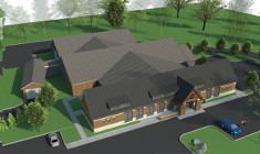 Proposed Butler Township Building
